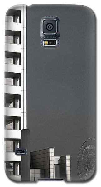 Tokyo's Devil's Wheel Galaxy S5 Case by Naxart Studio