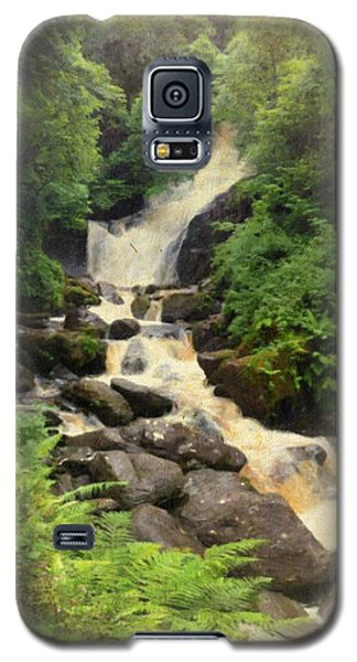 Torc Waterfall In Ireland Galaxy S5 Case
