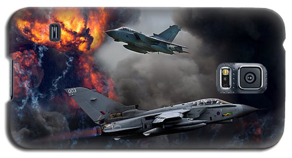 Tornado Gr4 Attack Galaxy S5 Case by Ken Brannen