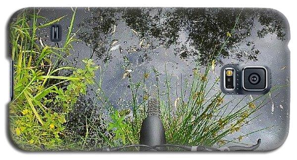 Sport Galaxy S5 Case - Tour De Aqua by Michael Mogensen