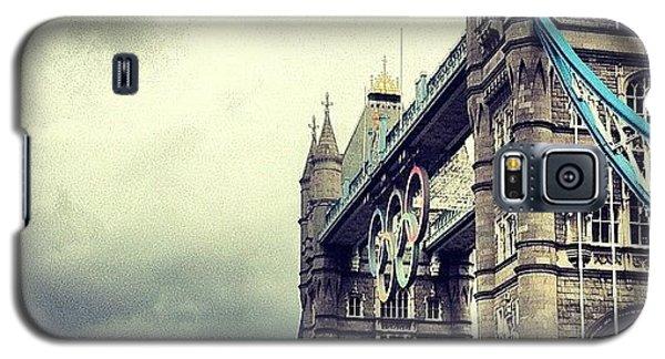 Tower Bridge 2012 Galaxy S5 Case by Samuel Gunnell