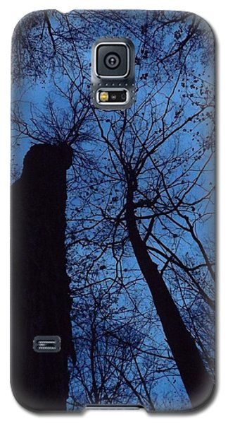 Towering Into The Night Galaxy S5 Case