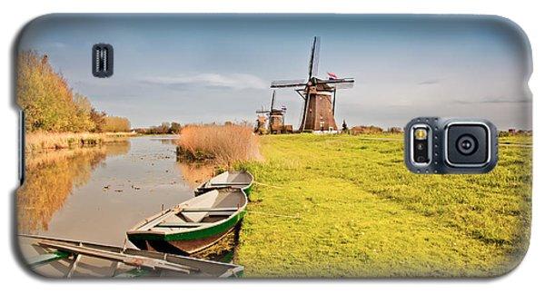 Traditional  Dutch Landscape Galaxy S5 Case