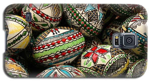 Traditional Easter Eggs Galaxy S5 Case