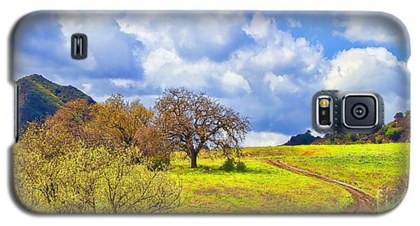 Trail To Nowhere Galaxy S5 Case