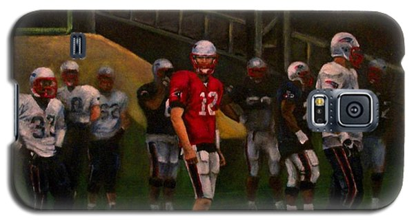 Training Camp Galaxy S5 Case by Sarah Farren
