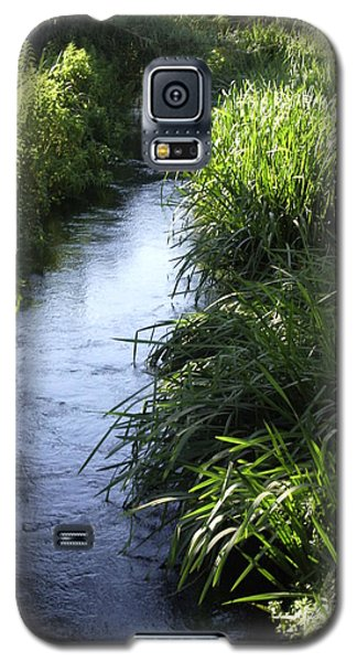 Galaxy S5 Case featuring the photograph Tranquillity by Kathleen Pio