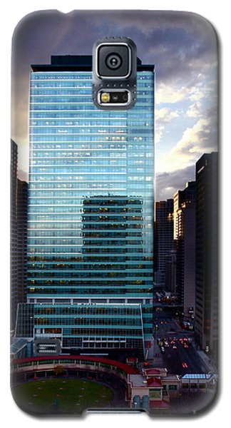Transcanada Tower Galaxy S5 Case by JM Photography