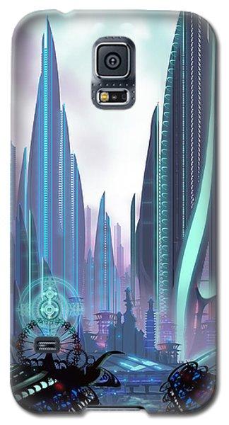 Transia Galaxy S5 Case