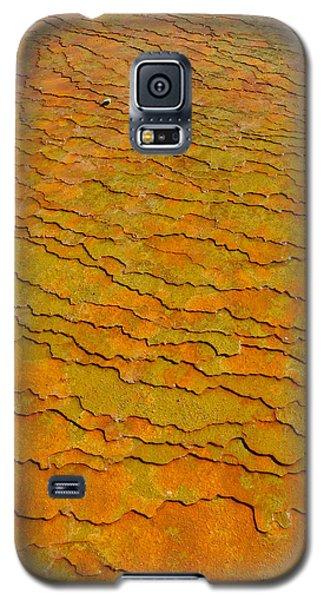 Travertine Jigsaw Galaxy S5 Case
