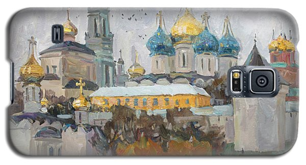 Trinity-st. Sergius Lavra Galaxy S5 Case