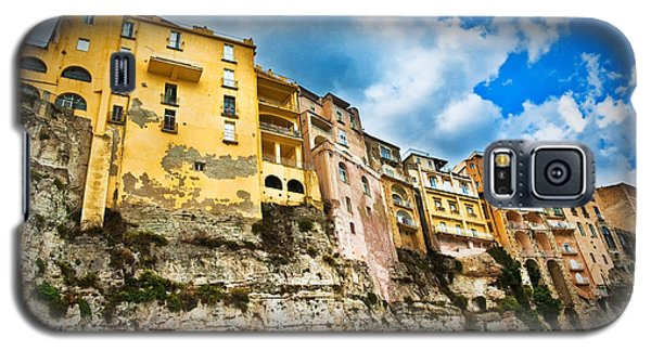 Tropea Houses Galaxy S5 Case