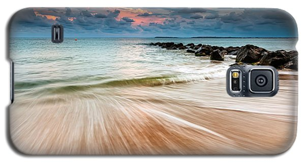 Tropic Sky Galaxy S5 Case