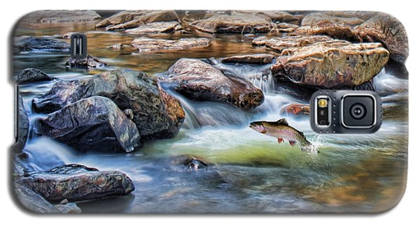 Trout Stream Galaxy S5 Case