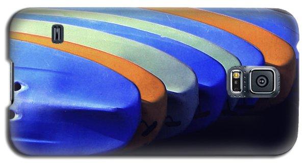 True Color Of Kayaks Galaxy S5 Case by Danuta Bennett