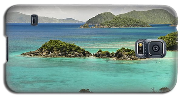 Trunk Bay St John  Galaxy S5 Case