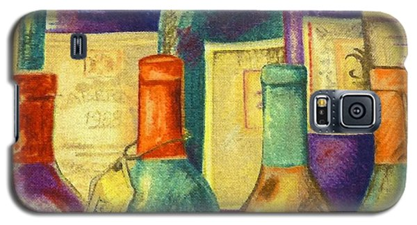 Try Some Wine Galaxy S5 Case