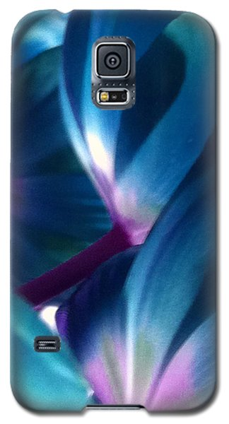 Tulip Blues Galaxy S5 Case
