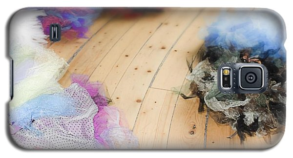 Galaxy S5 Case featuring the photograph Tutus by Janie Johnson