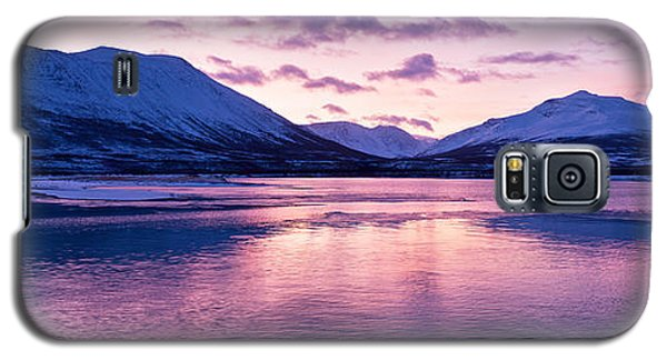 Twilight Above A Fjord In Norway With Beautifully Colors Galaxy S5 Case