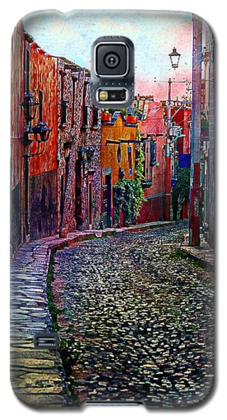 Twilight In San Miguel De Allende Galaxy S5 Case