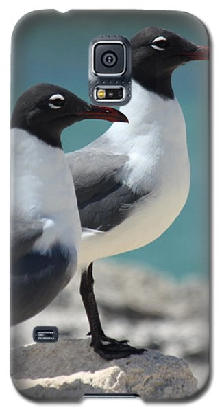 Twins Galaxy S5 Case by Patrick Witz