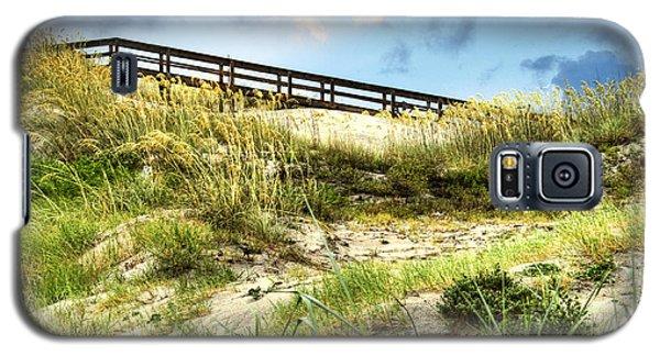 Tybee Island Dunes No.2 Galaxy S5 Case