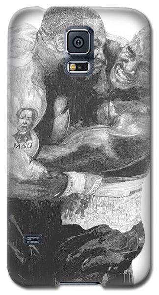 Tyson Vs Holyfield Galaxy S5 Case