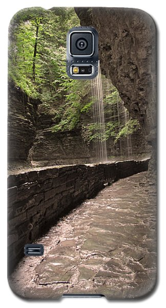 Under The Falls Galaxy S5 Case by Cindy Haggerty