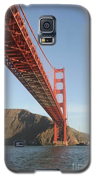 Galaxy S5 Case featuring the photograph Under The Gate by Mitch Shindelbower