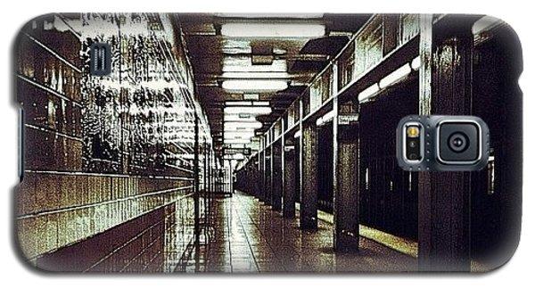 Underground Gotham Galaxy S5 Case