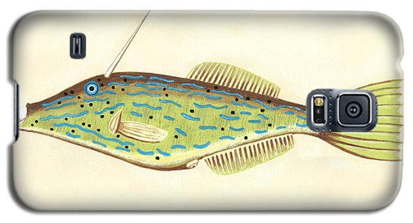 Unicorn Fish Galaxy S5 Case