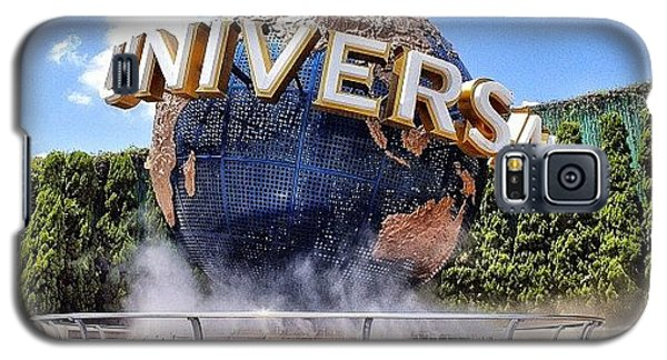 Movie Galaxy S5 Case - Universal Studios Japan by Michael Rivero