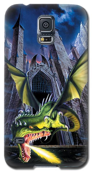 Unleashed Galaxy S5 Case by The Dragon Chronicles