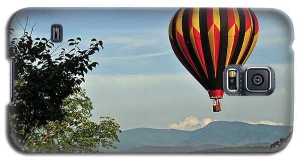 Up Up And Away Blueridge 2 Galaxy S5 Case