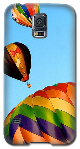 Up Up And Away Galaxy S5 Case