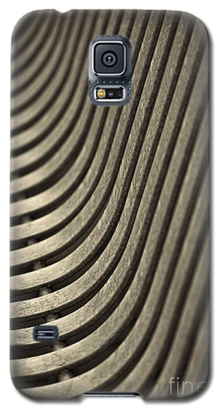 Galaxy S5 Case featuring the photograph Upward Curve. by Clare Bambers
