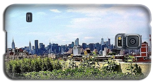 Urban Nature - New York City Galaxy S5 Case by Vivienne Gucwa