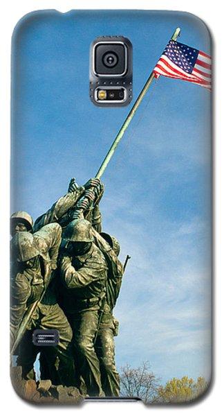 U.s Marine Corps Memorial Galaxy S5 Case by Dan Wells