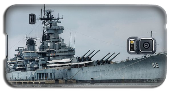 Uss New Jersey Galaxy S5 Case
