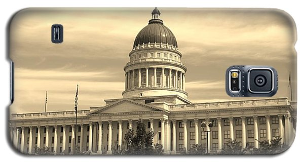 Utah State Capital Galaxy S5 Case