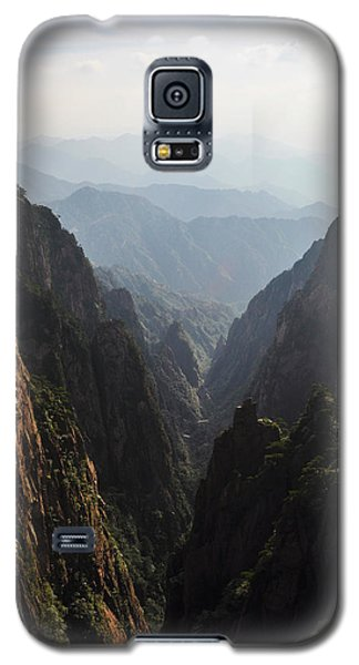 Valley In Huangshan Galaxy S5 Case