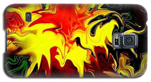 Van Gogh Lily Galaxy S5 Case