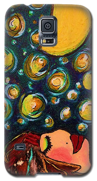 Vangogh Dreams Galaxy S5 Case by Laura  Grisham