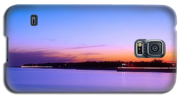 Galaxy S5 Case featuring the photograph Velvet At Dusk by Brian Wright