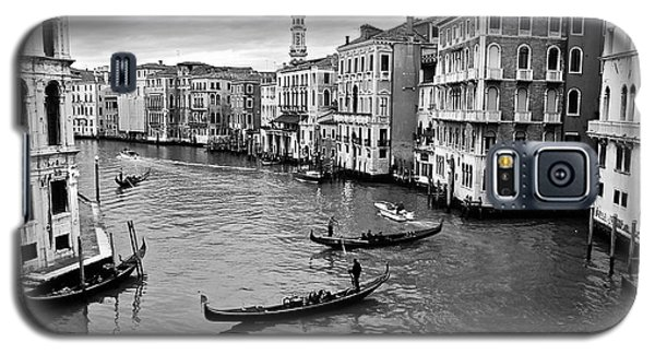 Galaxy S5 Case featuring the photograph Venezia by Eric Tressler