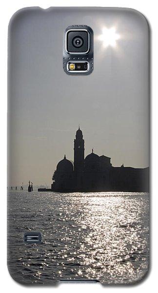 Galaxy S5 Case featuring the photograph Venezia by Raffaella Lunelli