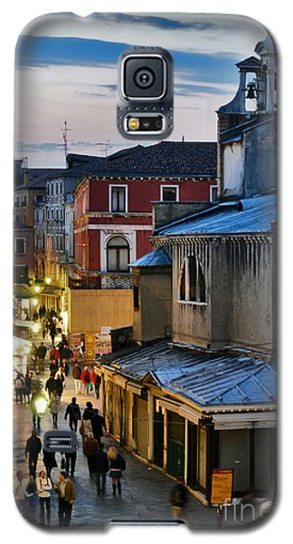 Venice From Ponte Di Rialto Galaxy S5 Case