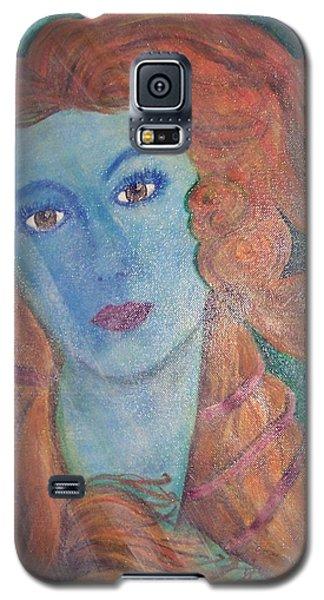 Venus's Haze Galaxy S5 Case by Lucia Grilletto