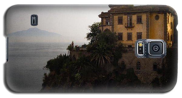 Vesuvius From Sorrento Galaxy S5 Case